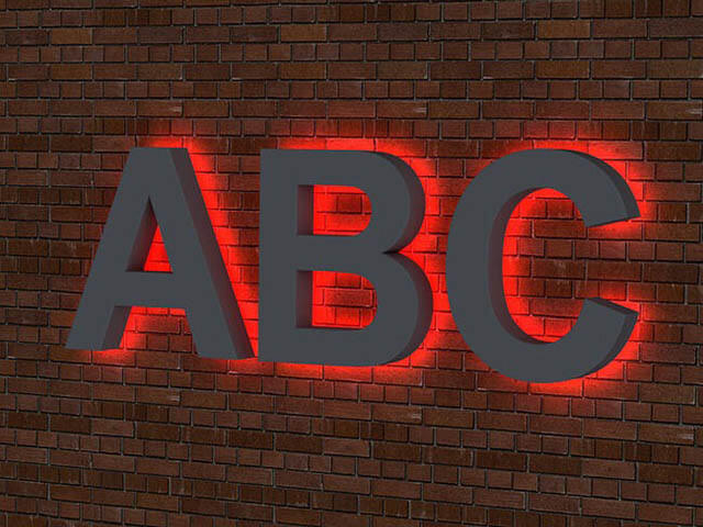 Illuminated Advertising