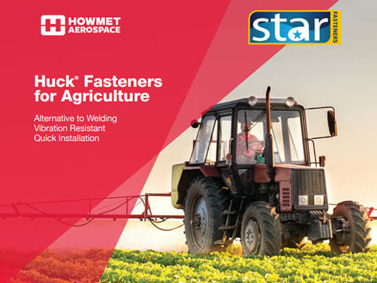 Huck Fasteners in Agriculture