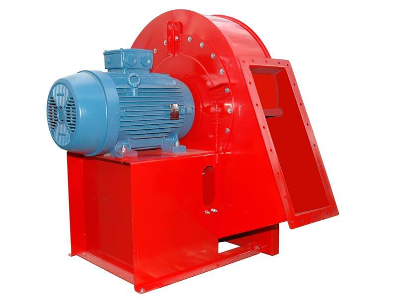 Industrial Centrifugal Fans : Fans blowers ltd industrial centrifugal