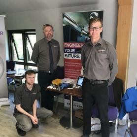 Powrmatic Attends Somerset IAG Careers Partnership Fair