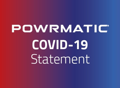 Powrmatic COVID-19 Statement