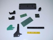 Plastic Milled Components