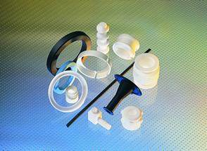 Custom Molded Rubber Sealing Components
