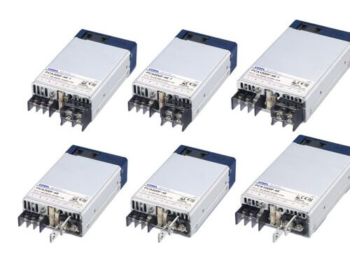 Chassis Mount Power Supplies