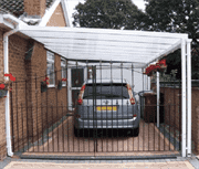 Homestyle Lean-To Canopy