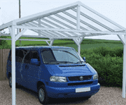 Omega Smart Free-Standing, Gable-Roof