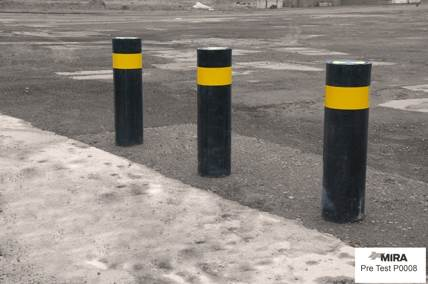 Avon Barrier introduce their super shallow HVM bollard