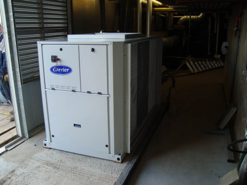 Carrier 30RBY050 Air Cooled Chiller