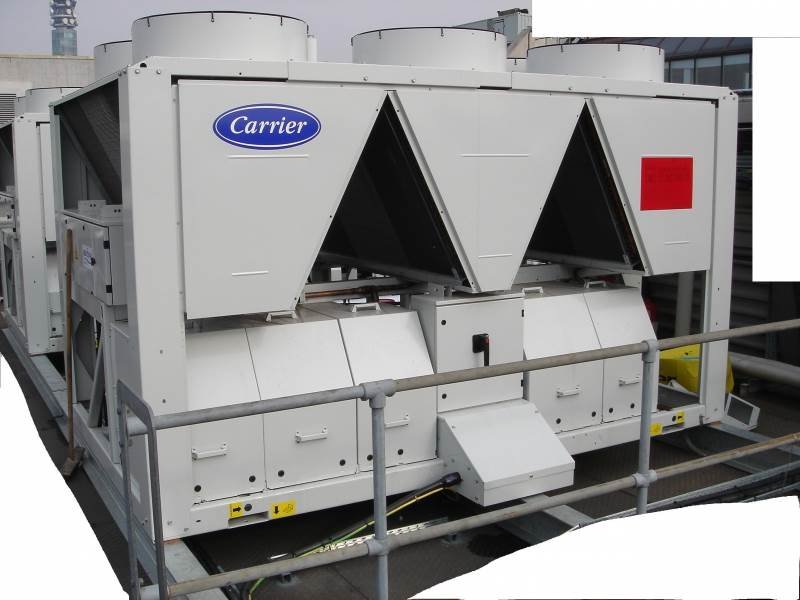 Chiller Maintenance Contractor