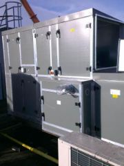 Heat Recovery Air Handling Unit