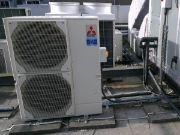 AHU DX condensing unit - Re-heat