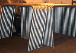 Barrier Bends