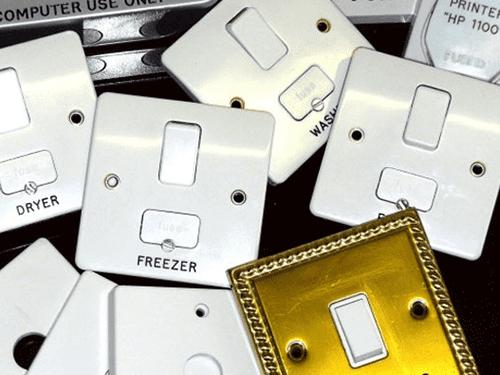 Control Panels and Mimic Fascias