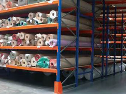 Carpet racking Solutions