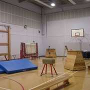 Sports Hall Noise Control