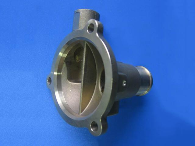 CZ112 navel brass die casting