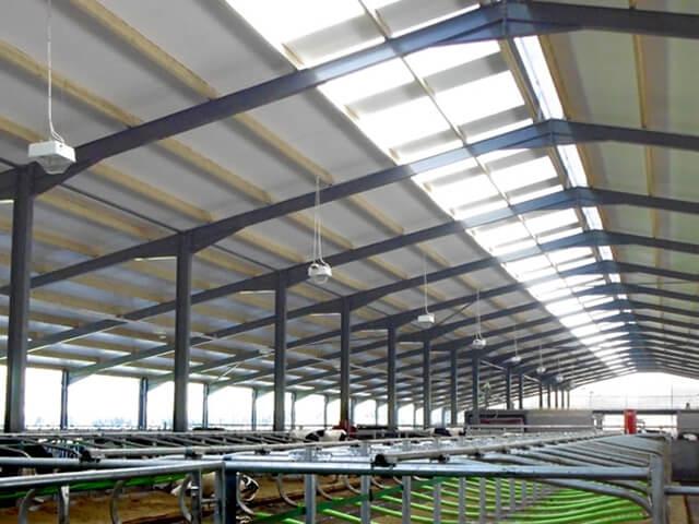 GRP Rooflights