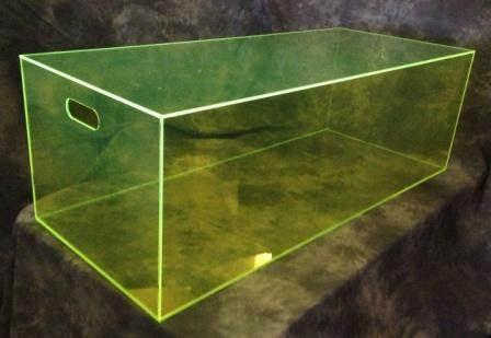 Acrylic Box Stage Prop