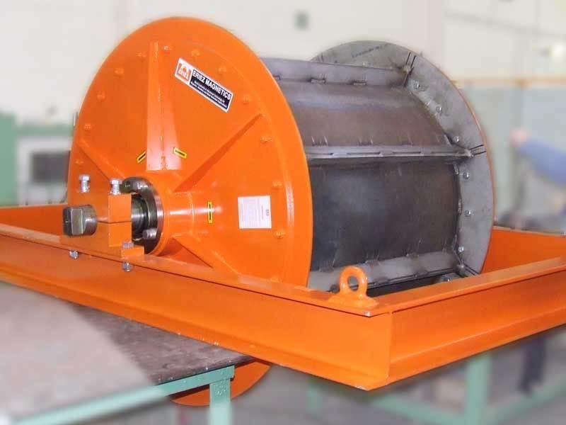Magnetic Scrap Drum