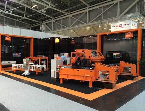 Metal recovery solutions at IFAT 2016