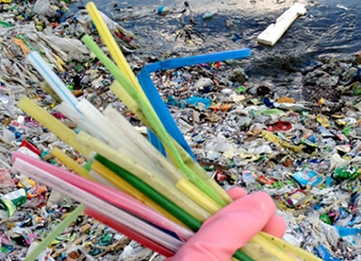 The Last Straw for Plastics