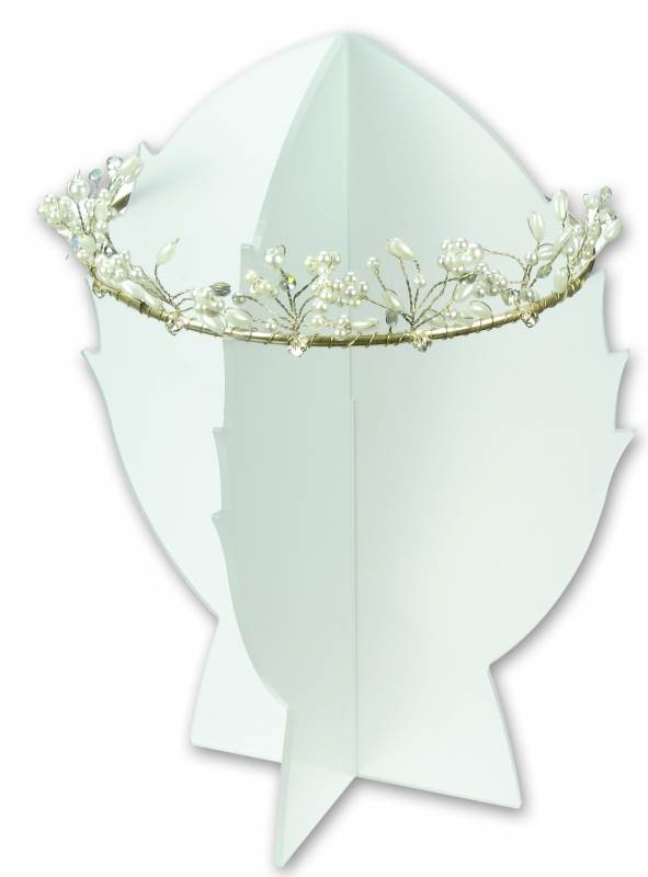 Every little helps ma'am as West Midlands' manufacturer halves price of tiara st