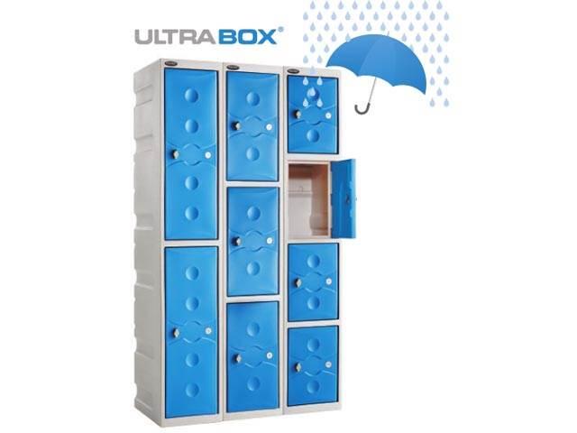Ultrabox Plastic Lockers