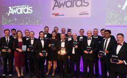GEFCO WINS THREE AWARDS AT THE SIXTH AUTOMOTIVE GLOBAL AWARDS