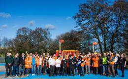 GEFCO PRESENTS EXHALL GRANGE SPECIALIST SCHOOL WITH NEW PIRATE SHIP PLAY AREA