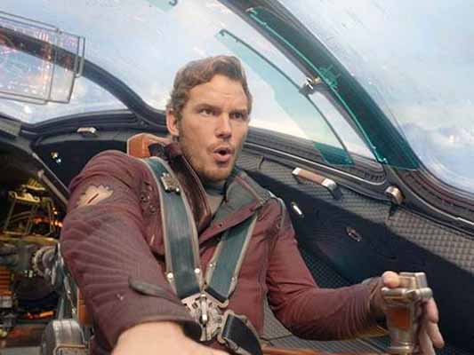 Guardians of the Galaxy Cockpit