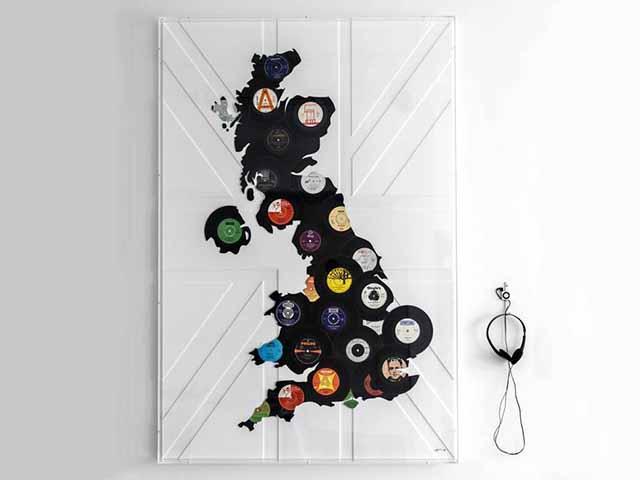 Display Cases for Vinyl Artworks