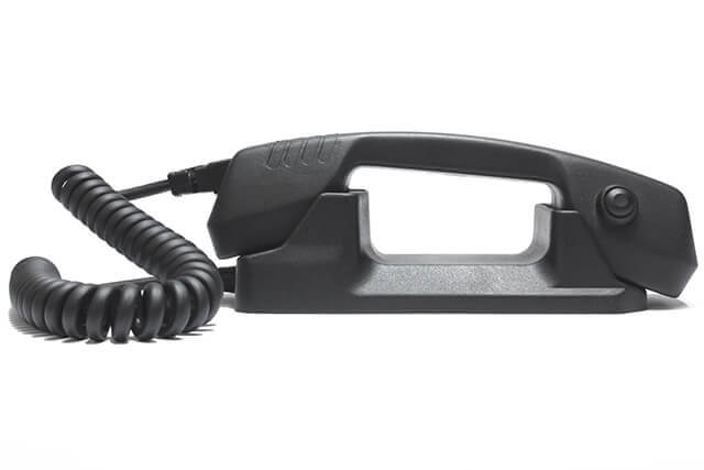 Case Study - Tuff Handset for DAC