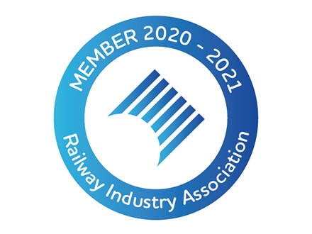 Proud to join the ranks of the Railway Industry Association