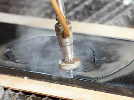 Abrasive Waterjet Machining