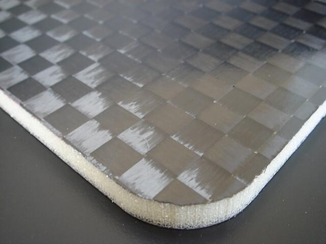 Carbon Fibre Composite Panels