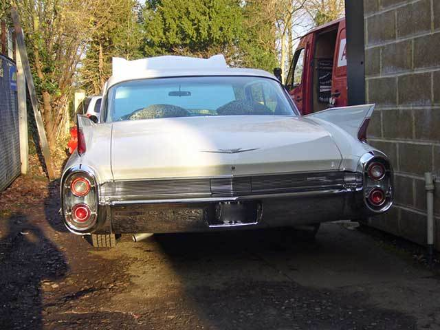 1960 Cadillac Air Conditioning