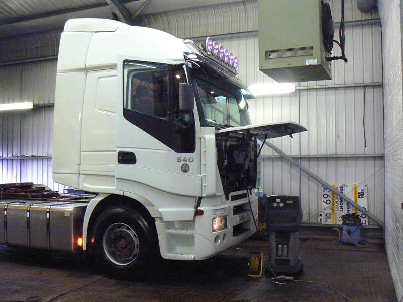 Commercial Vehicle Air Conditioning