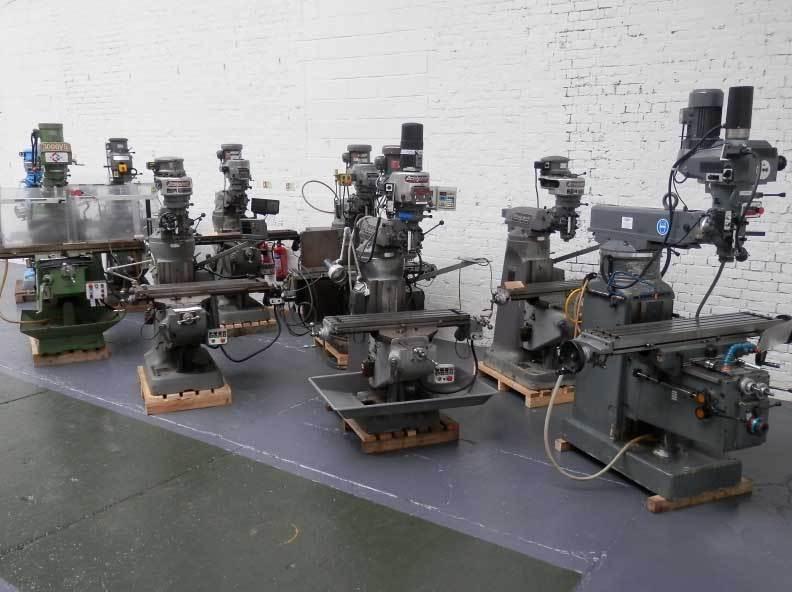 machine tool distributors