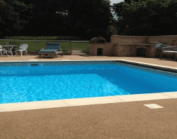 Pool Surround and Pathway in Twyford