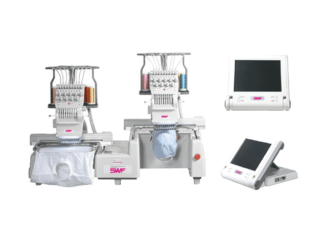 B-T1202D Embroidery Machine