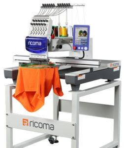 YES Ltd introduces new Ricoma Embroidery Machine