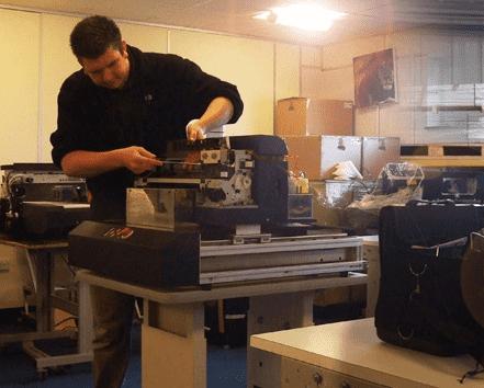 Used Machines & Equipment