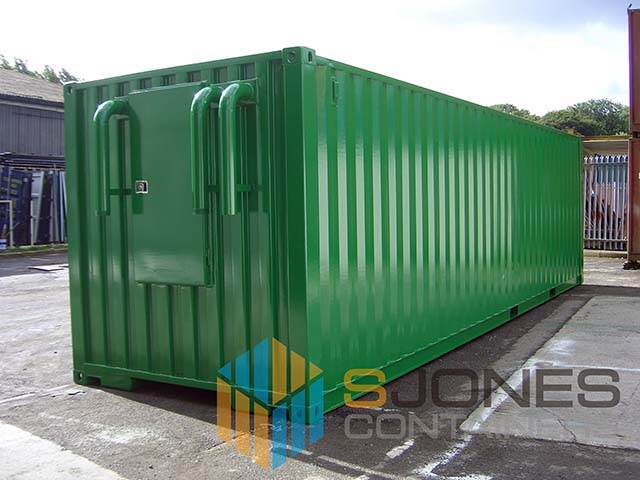 S Jones Containers Ltd Storage Containers Shipping Containers