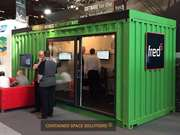 Exhibition Containers