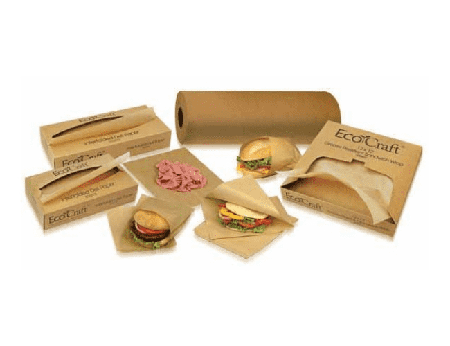 Takeaway Food Packaging, Deli & Sandwich Wraps