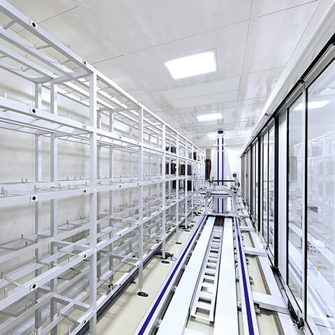 An overview of mk's product portfolio for working under cleanroom conditions