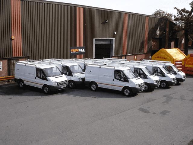 Truk Rax Vehicle Racking Systems