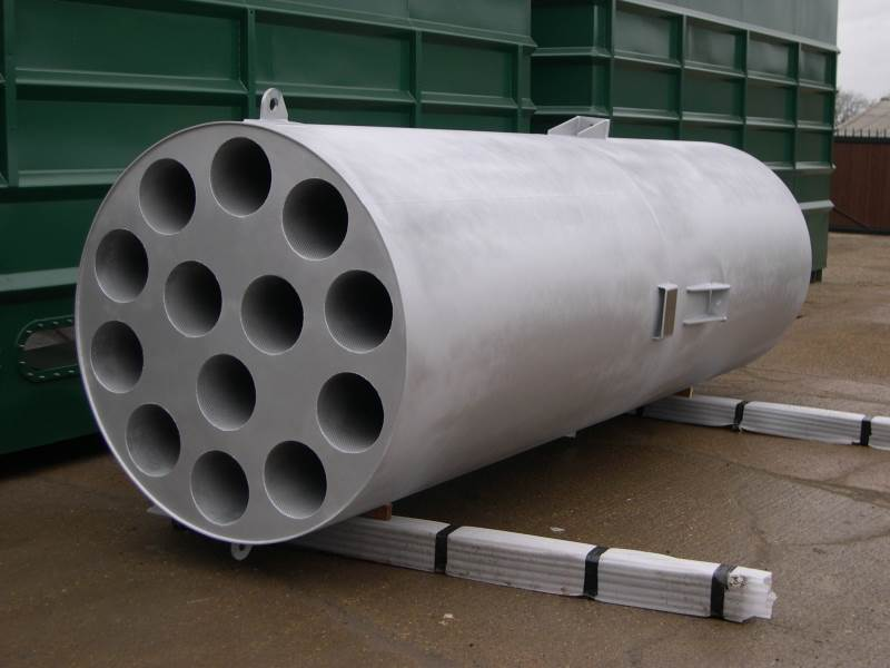 Multi Tubed Steam Vent Silencer