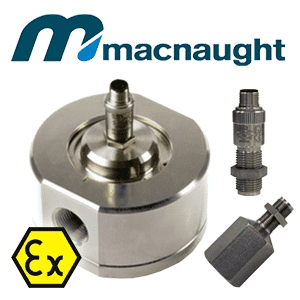 New Macnaught MX Series Approved for Use in Hazardous Areas
