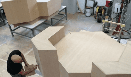 Cruise Ship Project – Bespoke Patterns, Moulds & GRP Mouldings